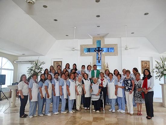35 años de fundación del voluntariado Hospital Naval de Cartagena