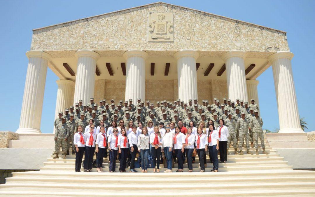 Acción Social Naval Nacional visita Coveñas