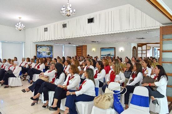 Acción Social Naval realiza encuentro en Cartagena