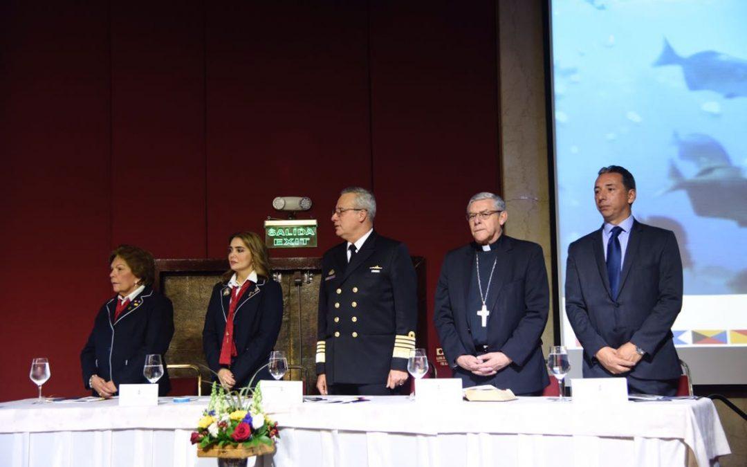 XXII Asamblea General de la Acción Social Naval en 2018
