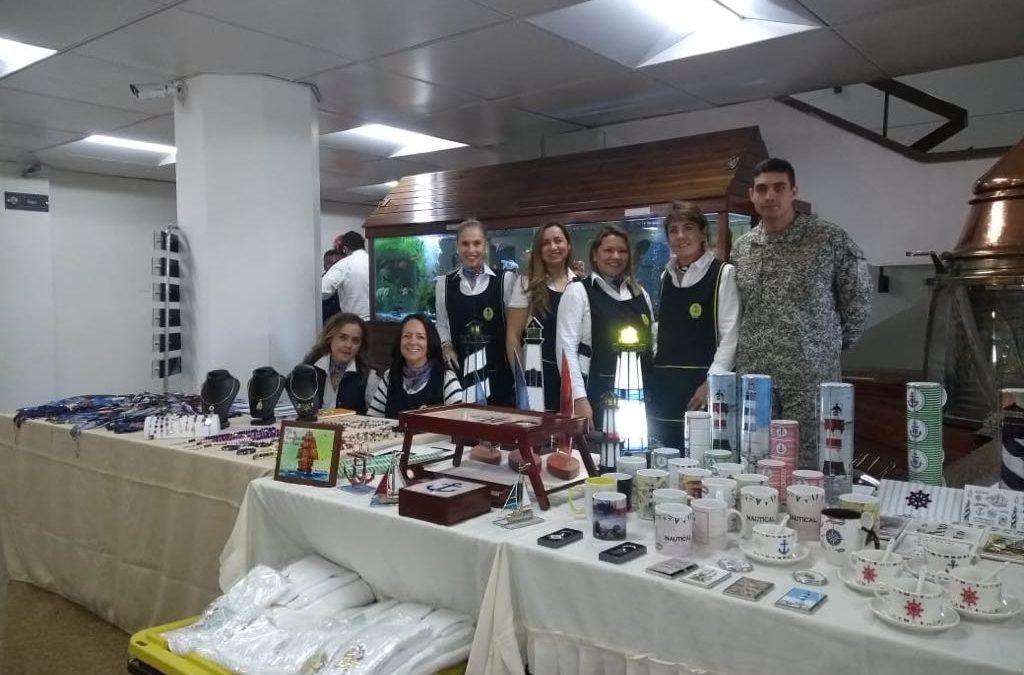 Dimar apoya la promoción de productos solidarios navales