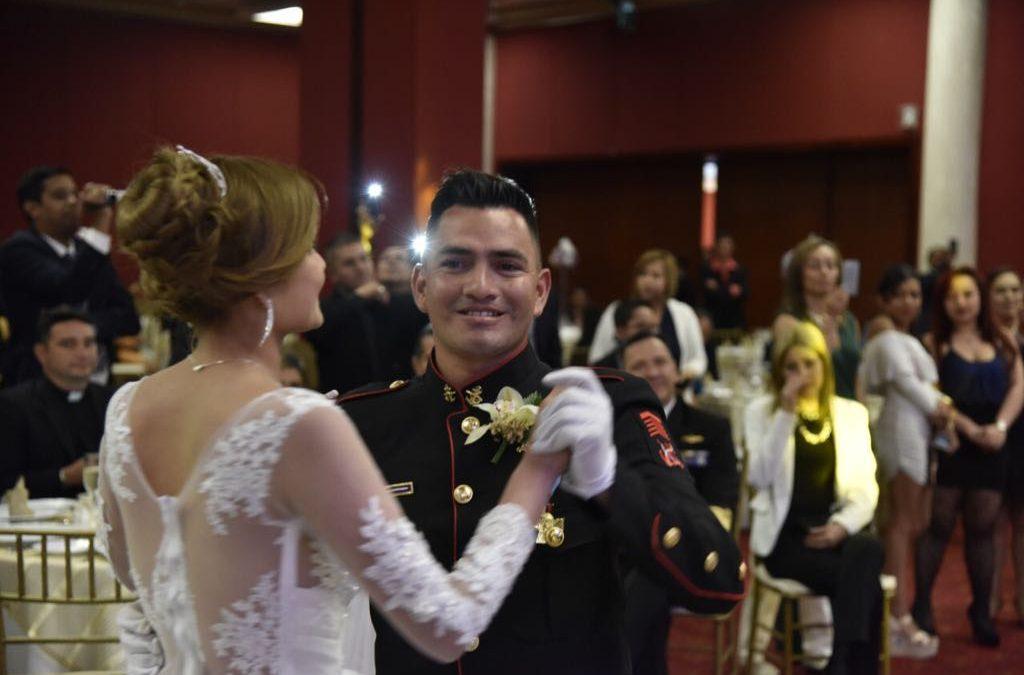 Matrimonios colectivos 2018 en la Armada de Colombia