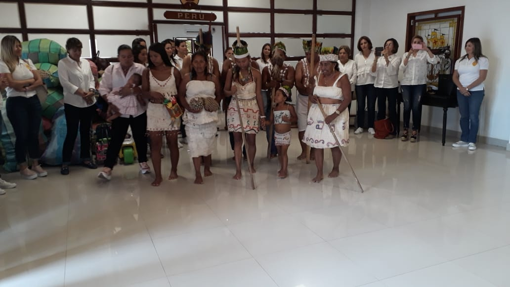 En Putumayo también está presente la Acción Social Naval
