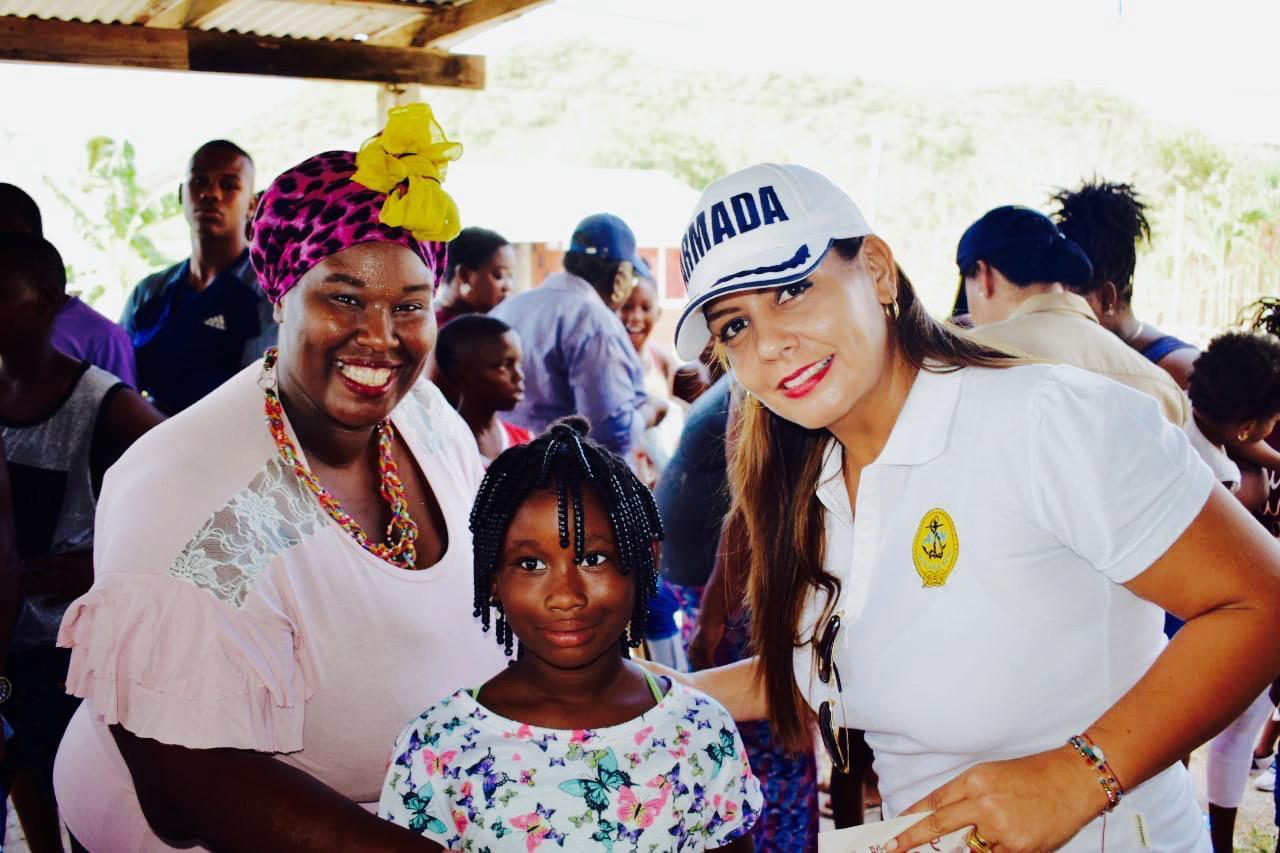 Brigada de Salud en la Isla de Providencia