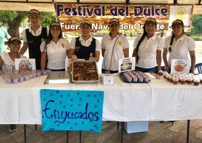 Festival del Dulce en Puerto Carreño