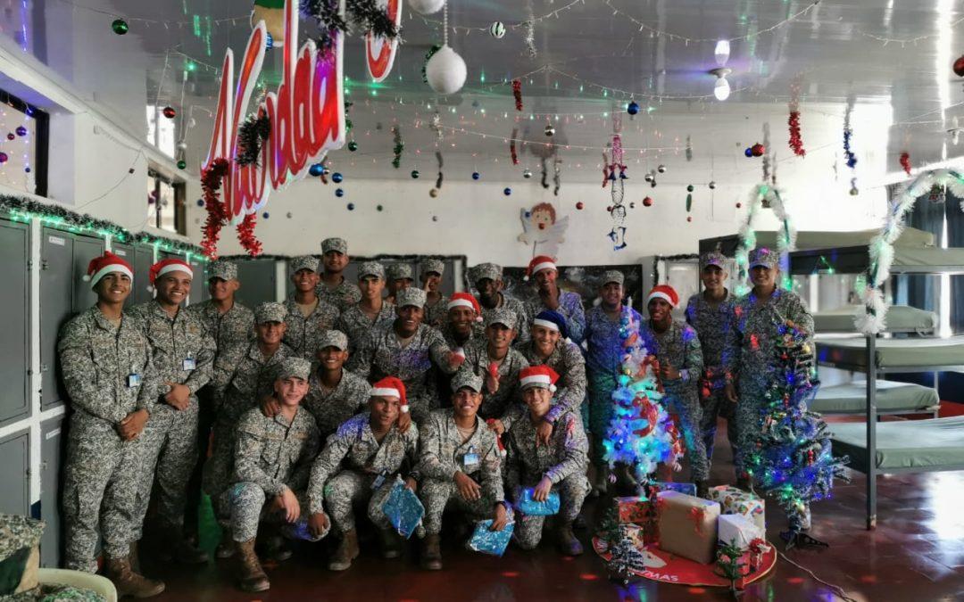 Celebración de la Navidad en Barranquilla