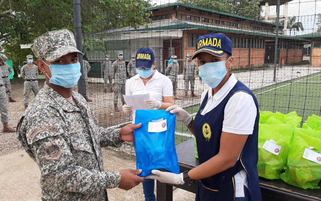 Prevención contra el Covid19 en Arauca