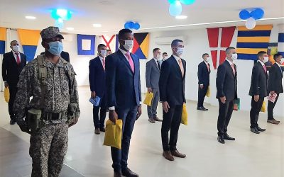 Héroes se licencian en Magangué