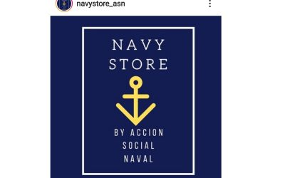 Nuestra tienda Navy Store en Instagram