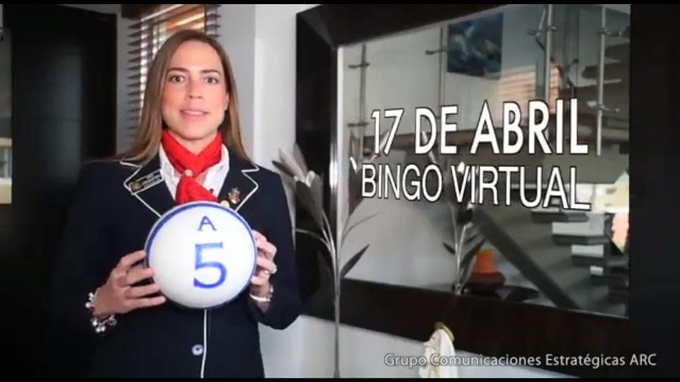 Gran Bingo Virtual de la Acción Social Naval