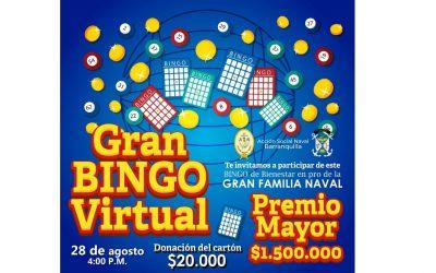 Gran Bingo Virtual en Barranquilla